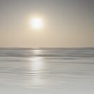 Ice Cold Ice - sunset on the pacific ocean or a frozen polar day by StudioDestruct
