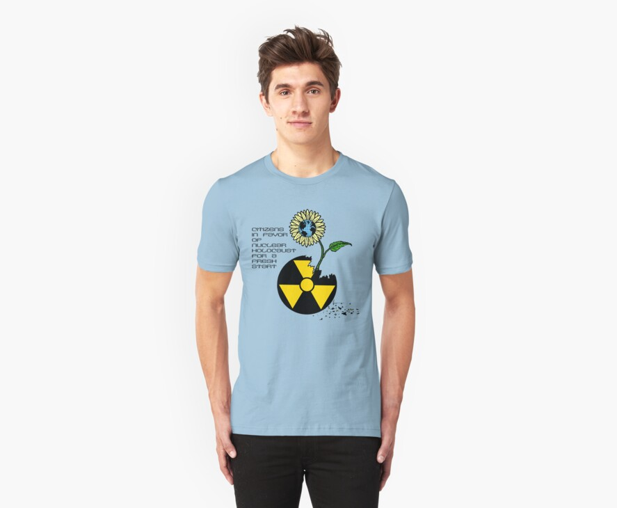 Citizens in Favor of Nuclear Holocaust by B.J. West