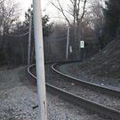 Where does this track go? by Eric Sanford