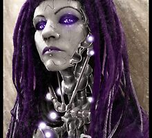 Cybergoth Photography 004 by Ian Sokoliwski