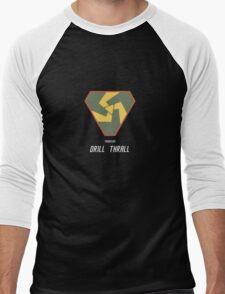 Triskelion Drill Thrall Men's Baseball ¾ T-Shirt