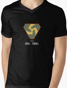 Triskelion Drill Thrall Mens V-Neck T-Shirt