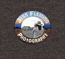 Jess Fleming Photography logo Zipped Hoodie