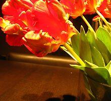 Vibrant Tulips 2 by MonicaDay