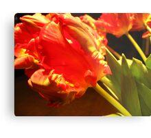 Vibrant Tulips 3 Metal Print