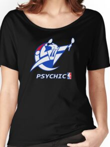 NPA Series - PSYCHIC TYPE Women's Relaxed Fit T-Shirt