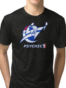 NPA Series - PSYCHIC TYPE Tri-blend T-Shirt