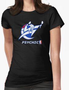 NPA Series - PSYCHIC TYPE Womens Fitted T-Shirt