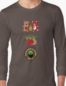 Bears. Beets. Battlestar Galactica. Long Sleeve T-Shirt