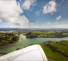 Leaving Auckland, NZ by Chris Cohen