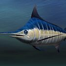 Blue Marlin by Walter Colvin