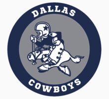 Dallas Cowboys Logo 1 Kids Tee