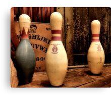 Ouija Bowl Canvas Print