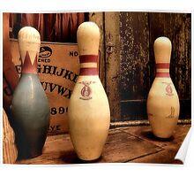 Ouija Bowl Poster