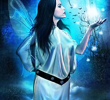 Blue Fairy by prudence13