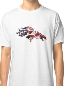 Denver Broncos Logo 5 Classic T-Shirt