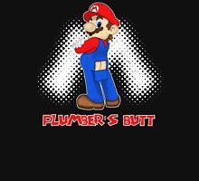 Plumber's Butt Distressed Unisex T-Shirt