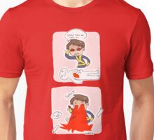 cyclops as a detective Unisex T-Shirt