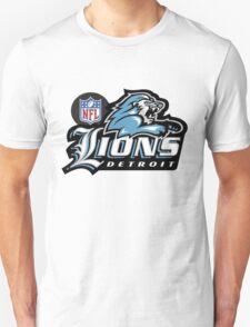 Detroit Lions Logo 1 T-Shirt