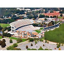 Death Valley at 700' - Clemson University Photographic Print