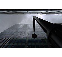 Gloomy Days Ahead? Photographic Print
