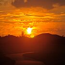 Natural Sunset by Chris Longwell