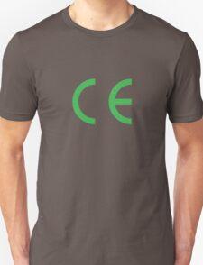 EC european conformity T-Shirt