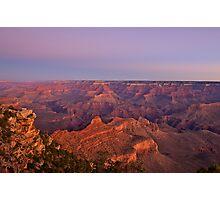 Grand Canyon Dawn Photographic Print