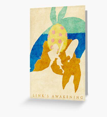 Awakening Greeting Card