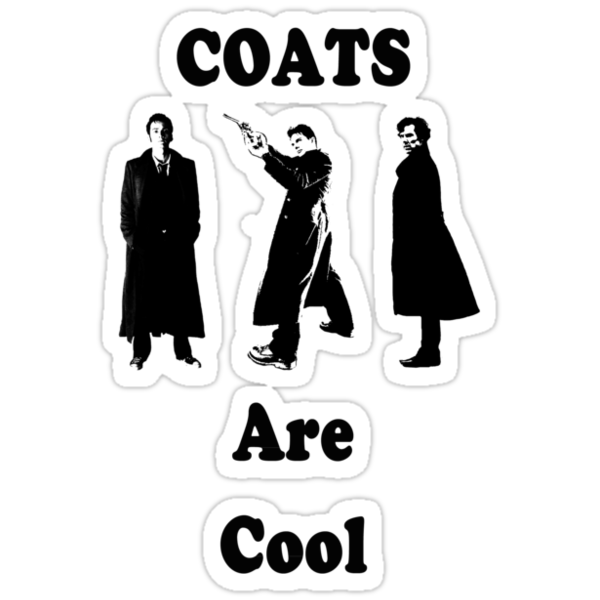 Coats are Cool by poisontao