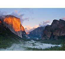 El Capitan, Yosemite National Park Photographic Print