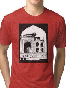 Archway view Tri-blend T-Shirt