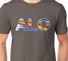 Fernando Alonso TV Tag Unisex T-Shirt