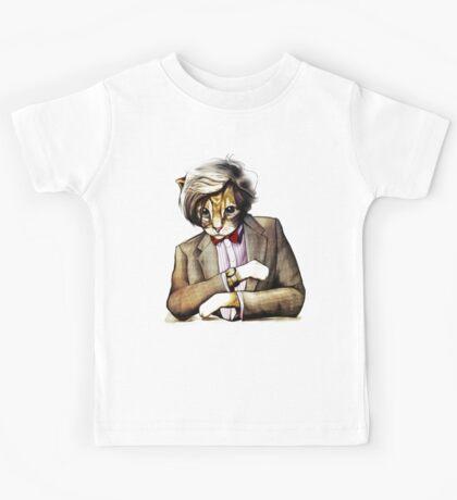 Catt Matt Smith posed as Dos Equis Interesting Man Kids Clothes