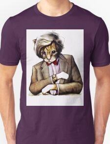Catt Matt Smith posed as Dos Equis Interesting Man T-Shirt