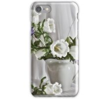 BOUQUET whith  bells iPhone Case/Skin