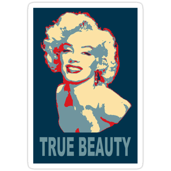 True Beauty (T-Shirt)   by PopCultFanatics