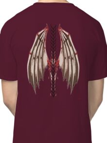 Spine wings Classic T-Shirt