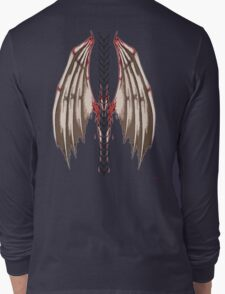 Spine wings Long Sleeve T-Shirt