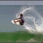 Surfing 3 by John Van-Den-Broeke