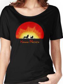 Hakuna Matata Women's Relaxed Fit T-Shirt