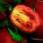 Tomato - Genus Fractalius by John Morton