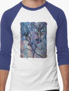 Slinky Fossils Men's Baseball ¾ T-Shirt