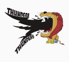 Thundera Thunders One Piece - Short Sleeve
