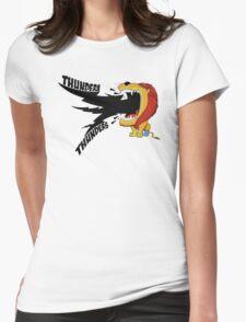Thundera Thunders Womens Fitted T-Shirt