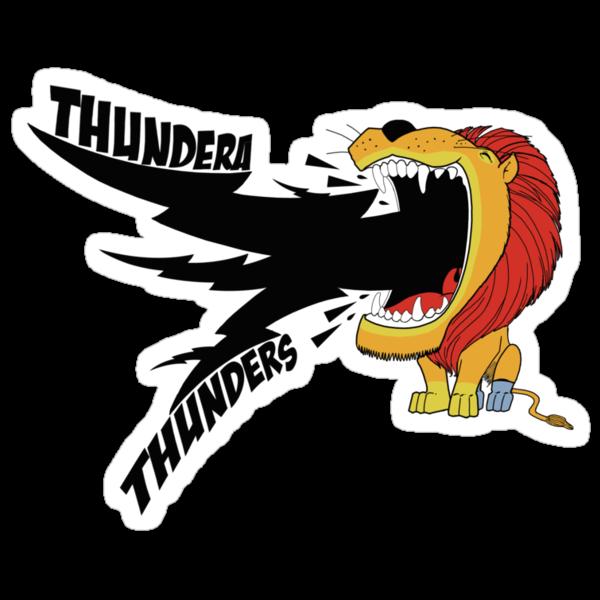 Thundera Thunders by Baardei