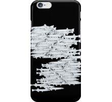 west coast whitebait iPhone Case/Skin