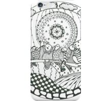 'Move Over' iPhone Case/Skin