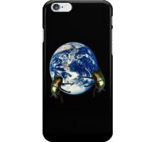 dungbeetle earth iPhone Case/Skin