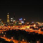 Perth @ Night 2004 by Stuart Daddow Photography